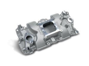 WEIAND W2075471 Intake Manifold: Small block Chevy&#59; Square port X-Cel design