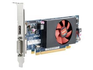 Hewlett-Packard E1C64AT AMD Radeon HD 8490 - Graphics card - Radeon HD 8490 - 1 GB DDR3 - PCIe 2.0 x16 low profile - DVI, DisplayPort - promo - for EliteDesk 800 G1 (SFF, tower), ProDesk 600 G1