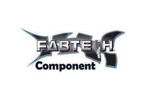 FABTECH MOTORSPORTS FABFTS23097 13-14 RAM 3500 4WD 5IN RADIUS ARM KIT W/2.25 DLSS