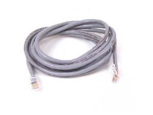 BELKIN A3L791-14 Belkin - Patch cable - RJ-45 (M) - RJ-45 (M) - 14 ft - UTP - CAT 5e - gray - for Omniview SMB 1x16, SMB 1x8, OmniView IP 5000HQ, OmniView SMB CAT5 KVM Switch