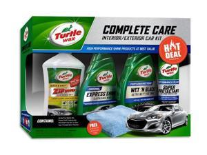 TURTLE WAX T2350591 COMPLETE CAR CARE KIT