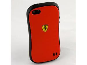 Ferrari Scuderia iPhone 5 / 5S Case CG Mobile Genuine Factory Sealed FESCBUP5RE
