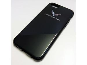 CG Mobile Chevrolet Corvette iPhone 6 Black Hard Case COBUP6BL