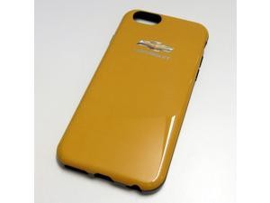CG Mobile Chevrolet iPhone 6 Gold Hard Case CHHCP6OGO