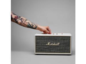 Marshall Stanmore Wireless Bluetooth Cream White Digital Speaker Audio System
