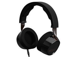Audiofly AF240 Headphone w/ Clear-Talk Mic & Remote - Black