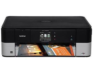 Brother Printer MFCJ4320DW Wireless Color Photo Printer with Scanner, Copier and Fax