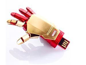 Iron Man 3 Series 8GB USB Flash Drive Gauntlet-Right with Repulsor Beam Blaster
