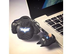 The Dark Knight Rises Batman Bust with 16GB USB Pen Drive Flash by Warner Bro. and DC Comics