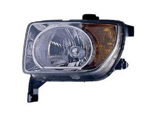 Eagle Eyes HD427-B001L Driver Side Replacement Headlight For Honda Element