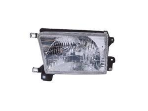 VAIP TY10091A1L Driver Side Replacement Headlight For Toyota 4Runner