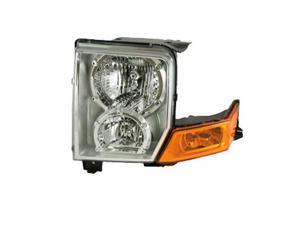 Eagle Eyes CS208-B001L Driver Side Replacement Headlight For Jeep Commander