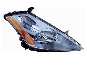 Eagle Eyes DS550-B001R Passenger Side Replacement Headlight For Nissan Murano