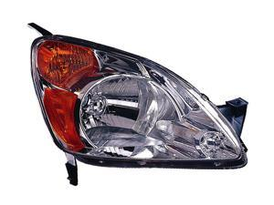 VAIP HD10090A3R Passenger Side Replacement Headlight For Honda CR-V