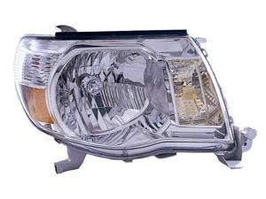 VAIP TY10004A1R Passenger Side Replacement Headlight For Toyota Tacoma