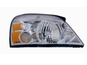 VAIP FD10009A1R Right Replacement Headlight For Ford Freestar Mercury Monterey