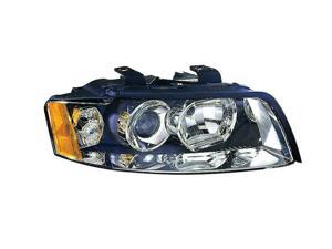 Eagle Eyes AD029-A001R Passenger Side Replacement Headlight For Audi A4 Audi S4