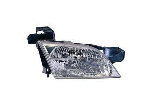 Eagle Eyes GM151-B001R Passenger Replacement Headlight For Venture Silhouette