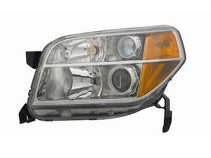 Eagle Eyes HD476-A101L Driver Side Replacement Headlight For Honda Pilot