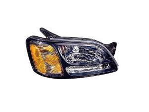 VAIP SB10082A1R Passenger Replacement Headlight For Subaru Outback Legacy Baja