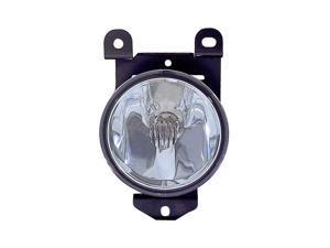 Eagle Eyes GM518-B000R Right Replacement Fog Light For GMC Sierra 2500 HD Yukon