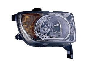 Eagle Eyes HD427-B001R Passenger Side Replacement Headlight For Honda Element