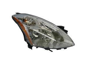 Eagle Eyes DS692-B001R Passenger Side Replacement Headlight For Nissan Altima
