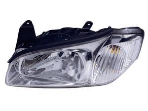 VAIP NS10090A1L Driver Side Replacement Headlight For Nissan Maxima