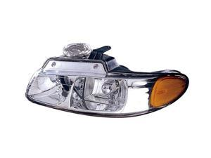 Eagle Eyes CS096-B101L Driver Replacement Headlight For Town & Country Voyager