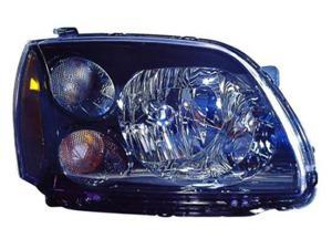 Eagle Eyes MB311-B101R Passenger Replacement Headlight For Mitsubishi Galant