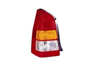 TYC 11-6108-00 Driver Side Replacement Tail Light For Mazda Tribute