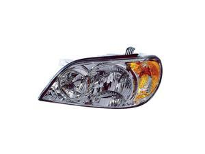 Depo 323-1111L-AS Driver Side Replacement Headlight For Kia Sedona