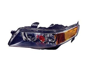 TYC 20-6670-01-1 Driver Side Replacement Headlight For Acura TSX