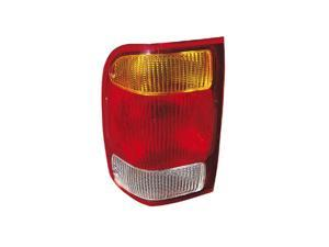 TYC 11-5075-01 Passenger Side Replacement Tail Light For Ford Ranger