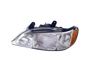 TYC 20-6382-01 Driver Side Replacement Headlight For Acura TL