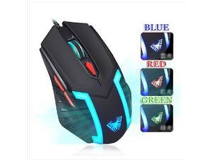 2014 NEW 7D 1600DPI Slaughter Soul G10 Cool Pro-Gaming Mouse 6Buttons CS RAZER CF WOW