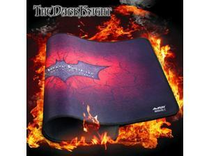 Ajazz The Dark Kinght Mousepad Gaming Mouse Pad Mats 420*250*2.5mm RAZER WOW CS