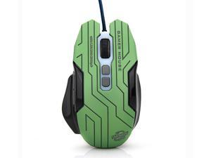 iGamer - Weyes 2800DPI 9D 7 Buttons Optical USB Professional Ergonomic Gaming Mouse