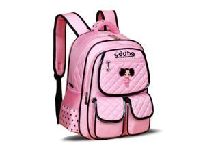 DESIGNSEOL DDUNG LOVELY School Bags for Grades 3-6 Children Kids Girl's Backpack