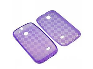 Crystal Sleeve Skin Cover Case For Huawei Ascend II 2 Prism Summit