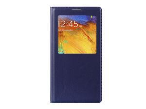 Battery Leather Flip Case For Samsung Galaxy Note 3 N9005