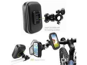 Cellet Universal All Weather Bicycle Phone Holder for Cell and Mobile Device