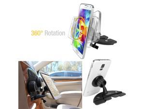 Cellet Extra Strength Magnetic CD slot Phone Holder for Smartphones