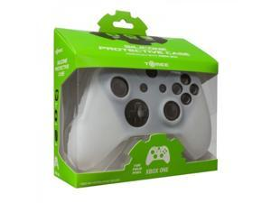 Tomee Silicone Skin Protective Case for Xbox One Controller (White)