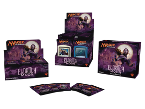 Eldritch Moon Magic the Gathering Booster Box/Fat Pack/5 Intro Decks Combo