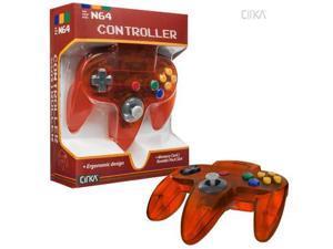Cirka CIrka N64 Controller M05786-FI Fire