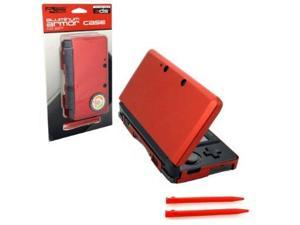Armor Case for 3DS Fire Red