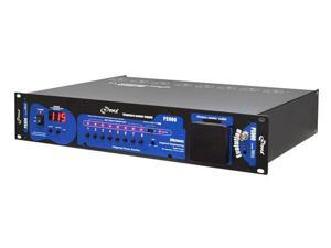 Audio Processor Power Sequencer with 9 Outputs