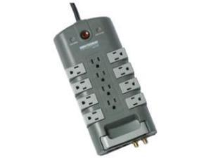 Minuteman MMS7120RCT 9 Feet 12 Outlets 4320 joule with Coax and Phone Line Protection