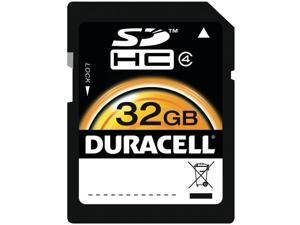 DURACELL DU-SD1032G-R Class 10 SDHC(TM) Card (32GB)